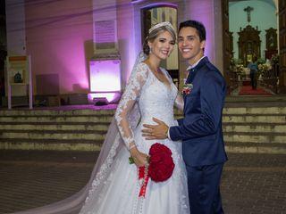O casamento de Michele e Leandro 2