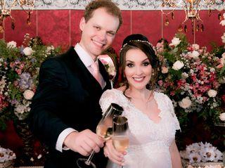 O casamento de Priscila e Randerson