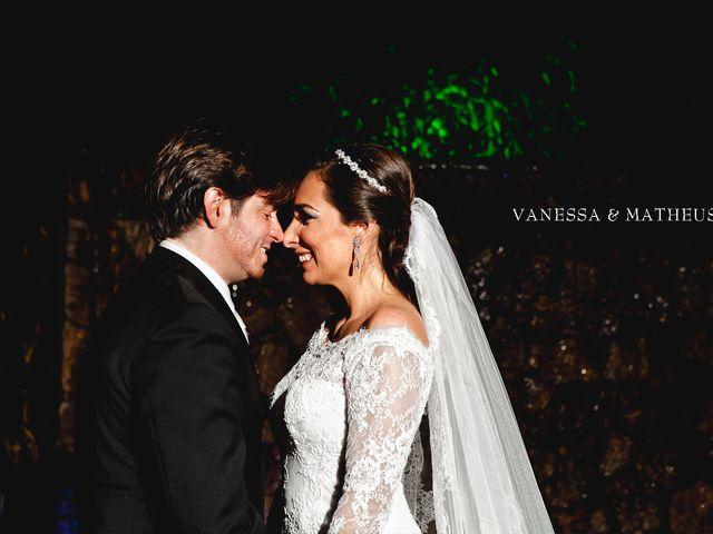O casamento de Vanessa e Matheus