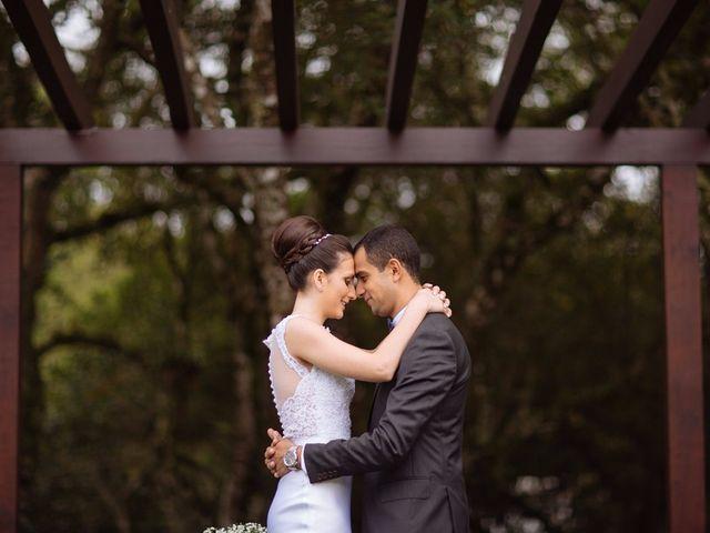 O casamento de Maria Luiza e Rafael