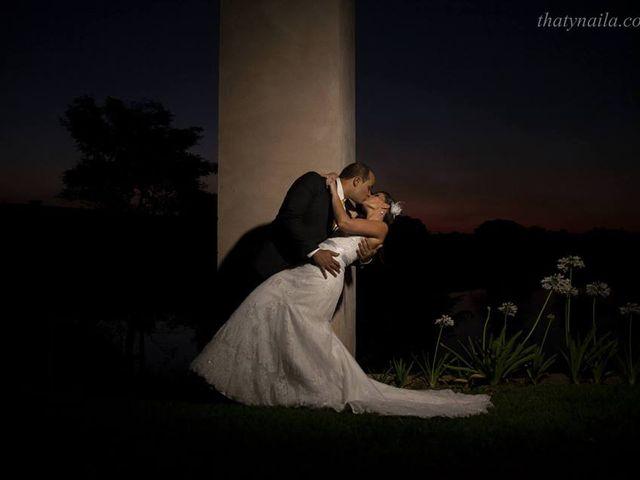 O casamento de Michelle e Sergio