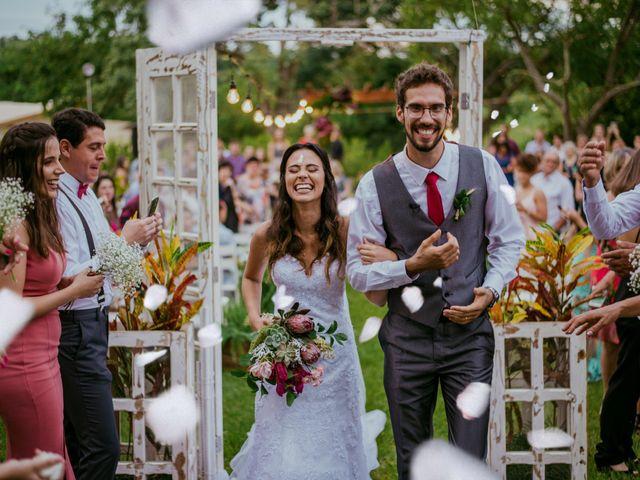 O casamento de Bárbara e Daniel