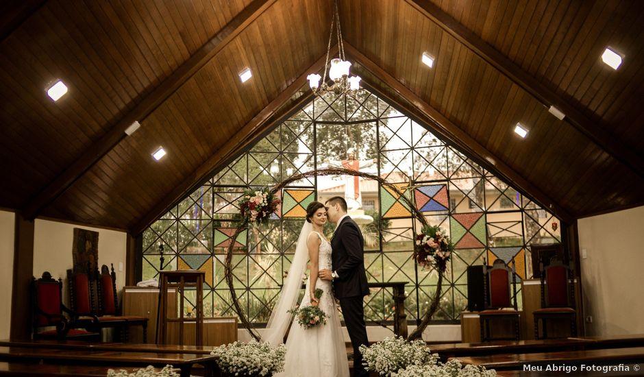 O casamento de Willian e Carolina em Curitiba, Paraná