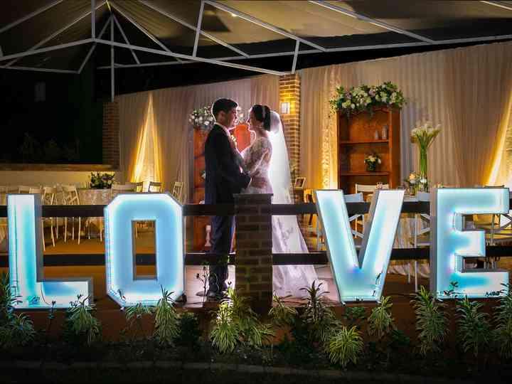 O casamento de Dayane e Tiago