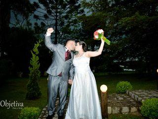 O casamento de Rafaela e Robson