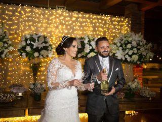 O casamento de Alessandra  e Fabiano  2