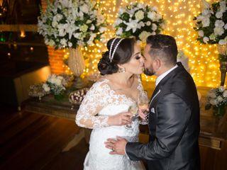 O casamento de Alessandra  e Fabiano  3