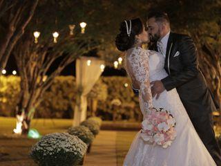 O casamento de Alessandra  e Fabiano