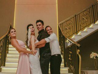 O casamento de Viviani e Bruno 1