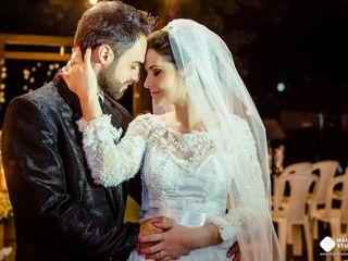 O casamento de André  e Kathy