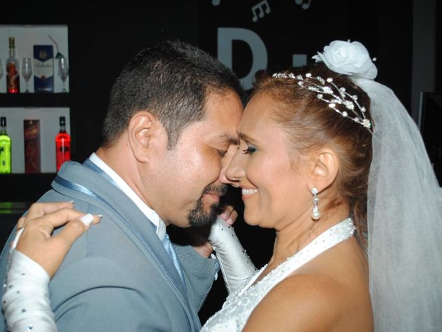 O casamento de Josy e Jayme