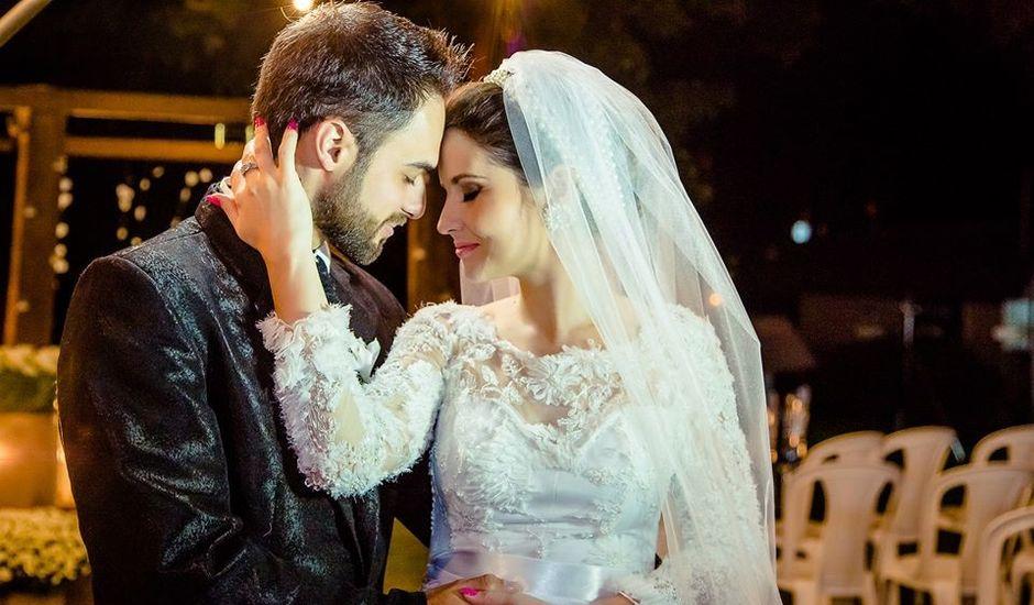 O casamento de Kathy e André  em Cascavel, Paraná