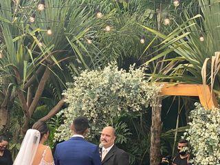 O casamento de Talita e Éder 1
