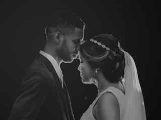 O casamento de Daniela Rossy e Luiz Tiago
