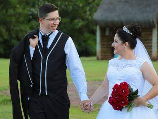 O casamento de Bruna e Erick