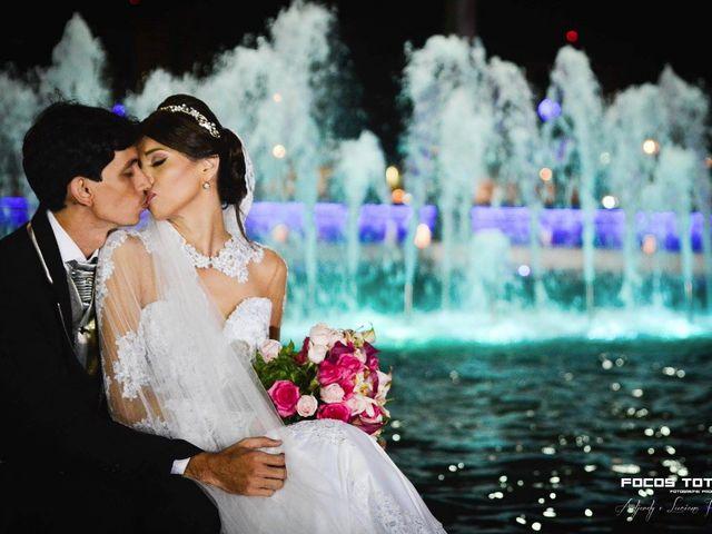 O casamento de Dayanna e Max