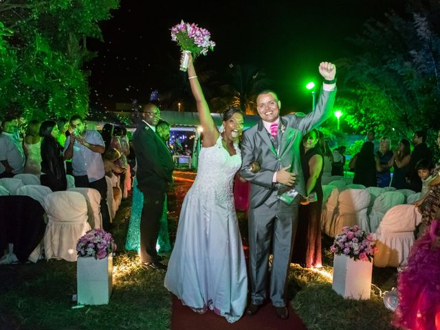 O casamento de Paula e Thyago