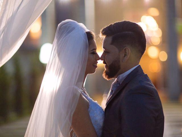 O casamento de Larissa e Ramon