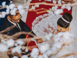 O casamento de Rebeka e Cassiano