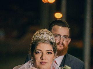 O casamento de Pamela  e Paulo 1