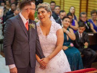 O casamento de Pamela  e Paulo