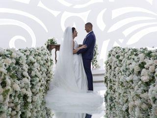 O casamento de Deise  e André