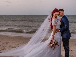 O casamento de Karina e Felipe 1