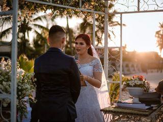 O casamento de Karina e Felipe 3