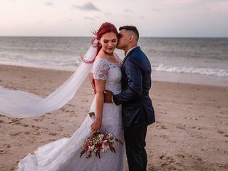 O casamento de Karina e Felipe