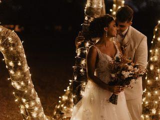 O casamento de Maira e Victor