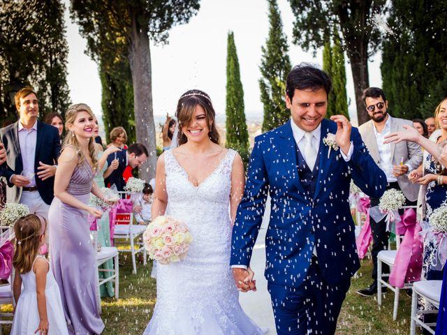 O casamento de Veruska e Bruno