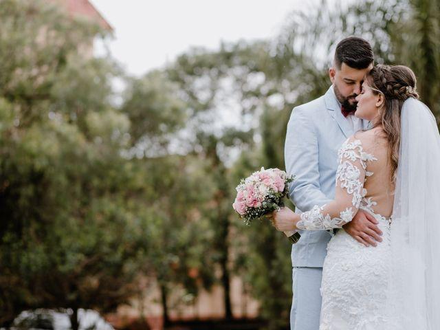 O casamento de Lucas e Jessica