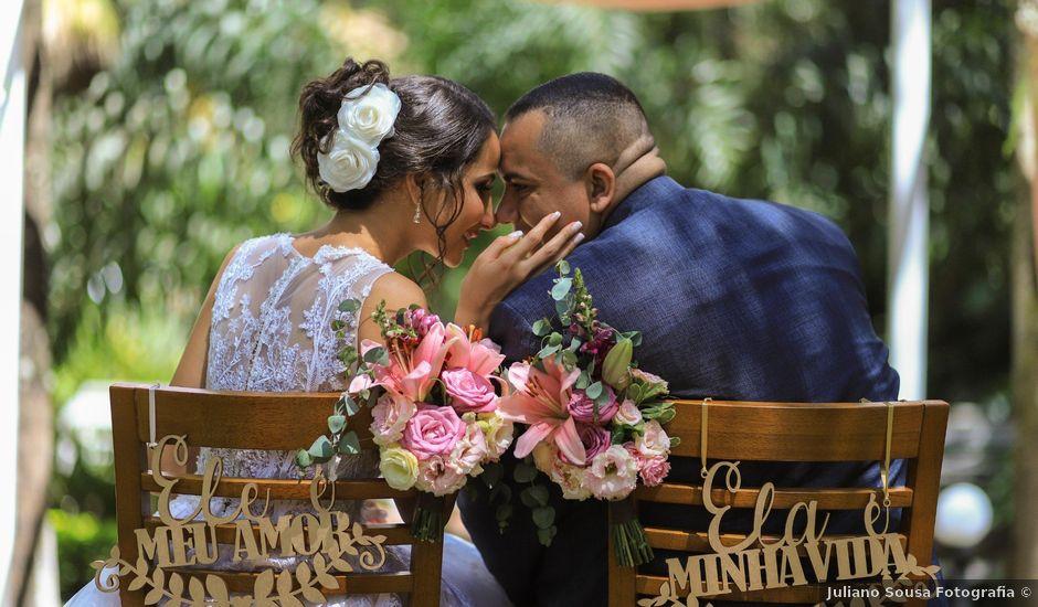 O casamento de Eduardo e Damares em Brasília, Distrito Federal