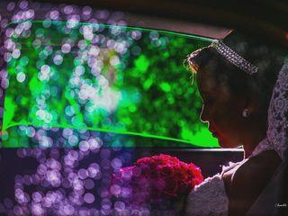 O casamento de Sara e Tiago