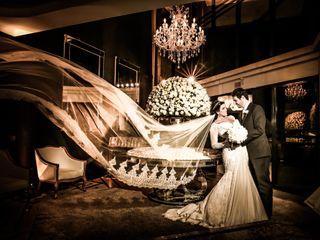 O casamento de Milena e Rafael