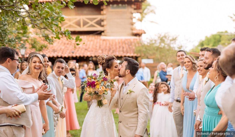 O casamento de Ricardo e Elaine em Serra, Espírito Santo