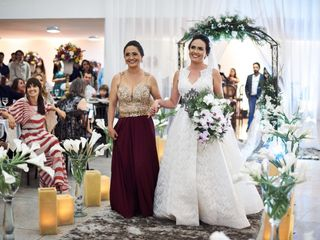 O casamento de Gleicielli e Lucas 1