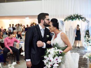 O casamento de Gleicielli e Lucas