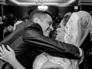 O casamento de Vanessa e Sérgio