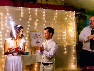 O casamento de Nathali  e Thiago