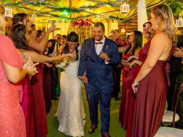 O casamento de Gabriela e Gabriel