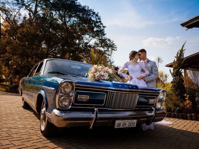 O casamento de Liliana e Cayke