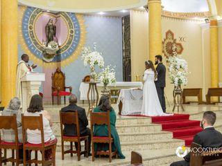 O casamento de Francielly e Felipe