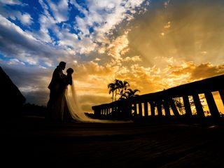 O casamento de Priscila e William