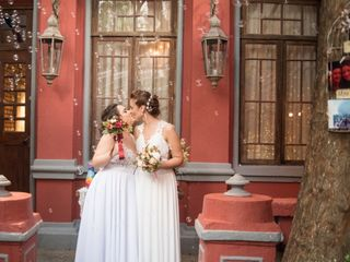 O casamento de Fernanda e Jaqueline