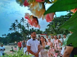 O casamento de Vanessa e Sandiel  1