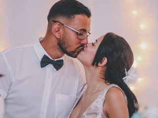 O casamento de Vanessa e Sandiel
