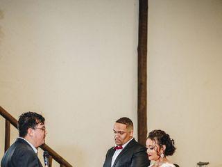 O casamento de Yasmin  e Weverton  1