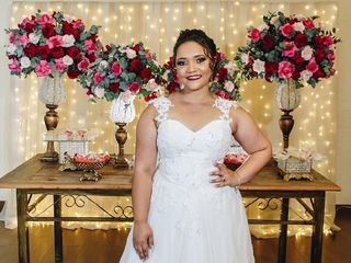 O casamento de Yasmin  e Weverton  2