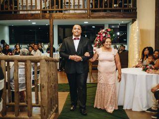 O casamento de Yasmin  e Weverton  3